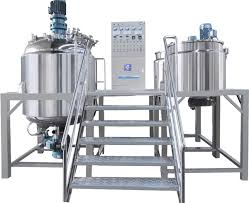 RHJ-B-Internal and external circulation fixed emulsifying machine
