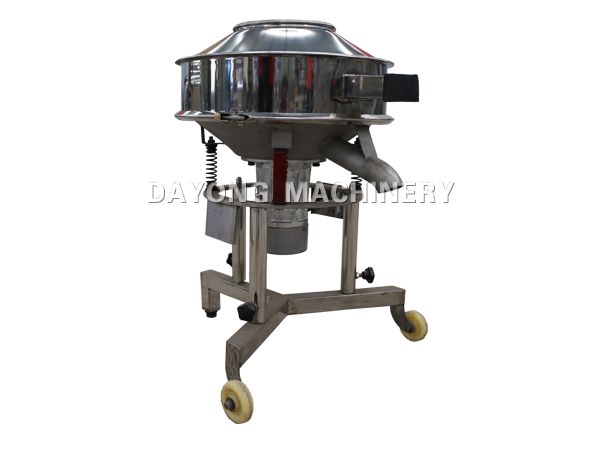 high frequency vibrating screen supplier