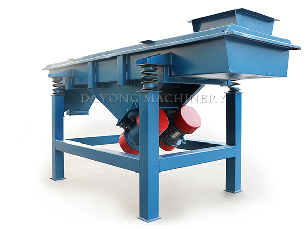 linear vibrating screen factory
