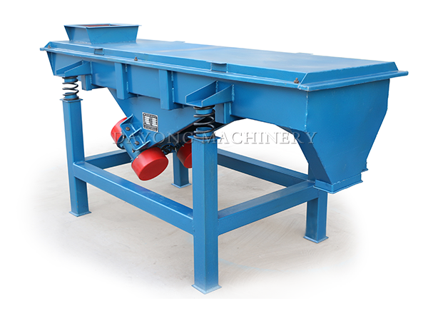 linear vibrating screen sale